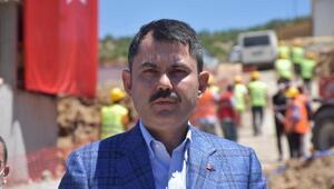 Bakan Kurum: Hedefimiz her yıl 300 bin konutu dönüştürmek