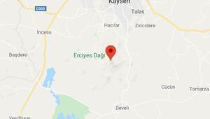 Erciyes Dağı nerede Erciyes Dağı yüksekliği (rakım) kaç metre Erciyes Dağı efsanesi hakkında bilgi