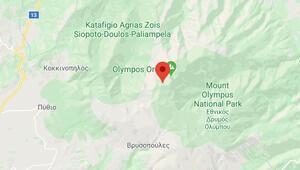 Olimpos Dağı nerede Olimpos Dağı yüksekliği kaç metre Olimpos Dağı hakkında bilgi