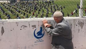 Cuma namazı için stada alınmayan 88 yaşındaki adam konuştu