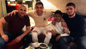 Cristiano Ronaldonun yakın arkadaşı Umidjon Mavlyanov resmen açıkladı Türkiyeye geliyor...