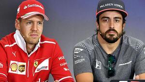Formula 1 takımı Renaulttan Fernando Alonsoya yeşil ışık