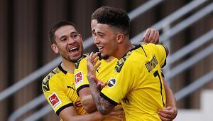 Paderborn 1-6 Borussia Dortmund