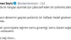 Bakan Soyludan, Bursada şehit olan polis ile ilgili açıklama