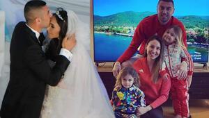 Evliliğe ikinci şans Burak Yılmaz ile İstem Atilla yeniden evleniyor...