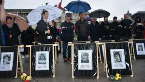 Avusturya'da Bosna Savaşı'nda öldürülen çocuklar anıldı