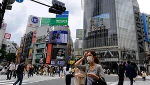 Yeni dalga endişesi yaşanan Japonyada alarm Bazı okullar kapatıldı