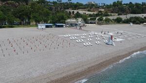 Sarısu Kadınlar plajı , Tünektepe Teleferik 15 Haziran'da açılacak