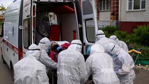 Rusya'da son 24 saatte 9 bin 35 yeni corona virüsü vakası