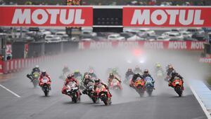 MotoGPnin Japonya ayağı koronavirüs nedeniyle iptal edildi
