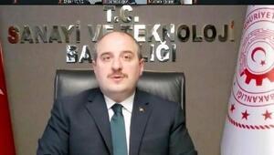 Bakan Varanktan İzmire yatırım müjdesi