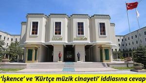 İşkence ve Kürtçe müzik cinayeti iddiası... İçişleri Bakanlığı Sözcüsü: Millet düşmanlarını tek tek düzeltelim