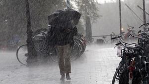 İstanbulda hava durumu bugün nasıl olacak İşte 1 Haziran il il hava durumu raporu