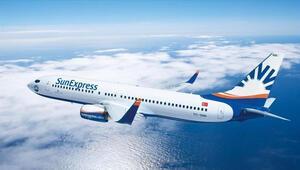 SunExpress uçuşlara başladı