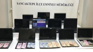 Sancaktepede kumar operasyonu: 70 bin 480 TL para cezası kesildi