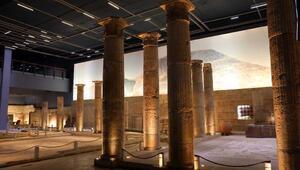Zeugma Mozaik Müzesi, ziyarete açıldı