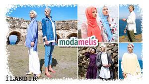 Tesettür Giyim'de trend: Modamelis