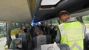 Eskişehir'de trafik yoğunluğu arttı