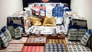 Eskişehir'de kaçak tütün operasyonu