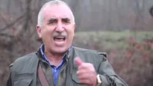 Terör örgütü PKK'nın elebaşı Karayılan'dan çaresizlik itirafı