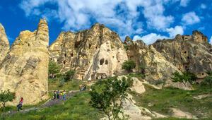 Kapadokyadaki müze ve ören yerleri ziyarete açıldı