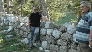 Mantar toplarken buldu 2 bin 800 yıllık...