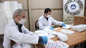 İnegölde ücretsiz maske dağıtımları 8 noktadan devam edecek