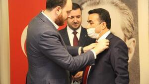 Tavşanlı Belde Belediye Başkanı,AK Partiye geçti