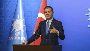 AK Parti Sözcüsü Çelikten Barış Çakan açıklaması
