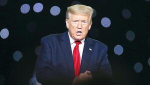 ABD'de olaylar durulmuyor Trump o gece sığınaktaydı