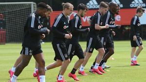 Beşiktaş, Antalyaspor maçının hazırlıklarına devam etti