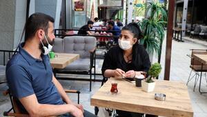 Vanda Kültür Sokak, normalleşmeyle hareketlendi