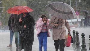 Meteoroloji'den uyarı: İstanbul, Ankara ve İzmir'de…