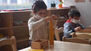 MEB: Okul öncesi eğitim kurumları yüz yüze eğitime başlayana kadar açık