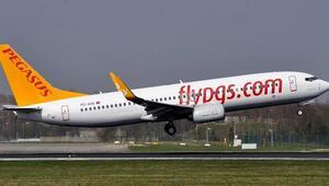 Pegasus uçuşlara başlıyor