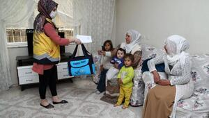 Van Büyükşehir Belediyesinden Hoş Geldin Bebek projesi