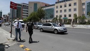 Polis Atakan Arslanın şehit eden zanlı ve yanındakiler adliyede