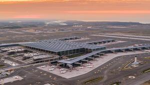 İstanbul Havalimanında seferler devam ediyor