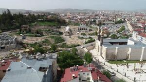 Sivasta 100 milyon lira bedelli Kale Projesinin yüzde 30u tamamlandı