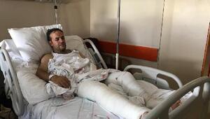 Bacaklarından vurulan manavdan, CHPli Başkan azmettirdi iddiası