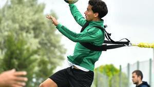 Konyasporda Gençlerbirliği maçı hazırlıkları sürüyor