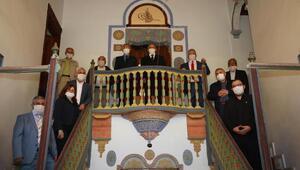 Başkan Yalçın, meclis üyeleriyle buluştu