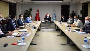 Başkan Büyükkılıç: Mazerete sığınmadan çalışmalarımızı sürdürdük