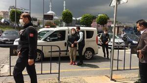 Hrant Dink Vakfına ikinci tehdit olayının şüphelisi adliyeye getirildi