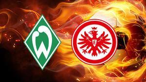 Werder Bremen Eintracht Frankfurt maçı ne zaman saat kaçta hangi kanaldan canlı yayınlanacak