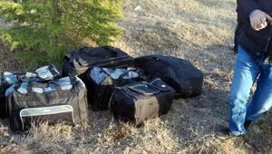 Kırklarelide planörle uyuşturucu atılması olayında 9 gözaltı