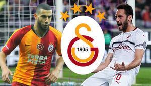 Son dakika Hakan Çalhanoğlu için flaş Galatasaray itirafı