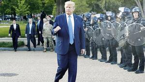 Trump: Orduyu gönderirim