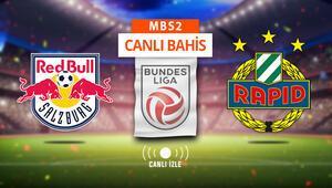 Salzburga iddaa oyuncularının güveni yüksek Rapid Wiene karşı galibiyetlerine...