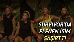 Survivor kim elendi İşte, dün akşamki SMS sıralaması ve elenen isim sonrası 96. bölüm fragmanı